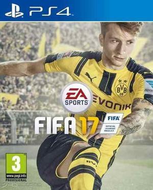 Juego fifa 2017 ps4 play 4 fisico caja sellada garantia mdp