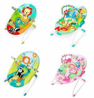 ce6c2e459 Mecedora silla bebé vibracion juegos bright start babymovil en ...