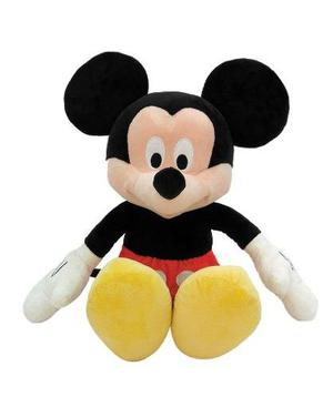 Muñeco de peluche gigante 90 cm mickey - minnie