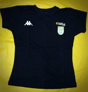 Remera algodon seleccion argentina de basquet 2012