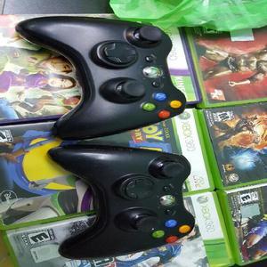 Vendo juegos orig y joystick de xbox 360