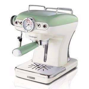 Cafetera Express Ariete 900w 15 Bares Verde Ver Video!!