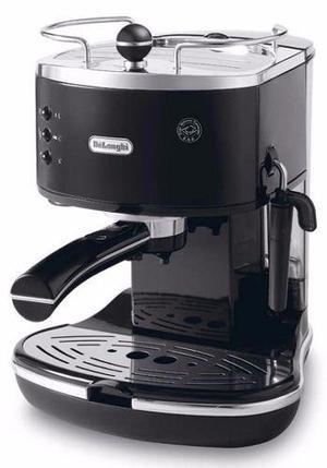 Cafetera Express Delonghi Eco311bk, 15 Bares, Negro