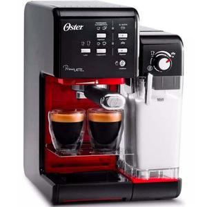 Cafetera Express Oster Prima Latte 6701, Capsulas Nespresso