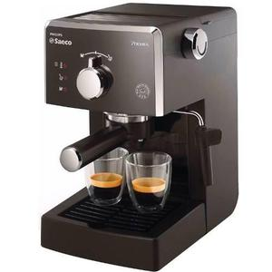 Cafetera express philips saeco hd8323/42 espumador 15 bares