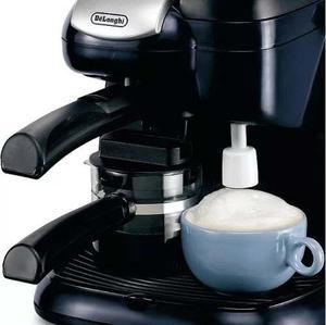 Cafetera expresso delonghi ec9 con esp de leche!