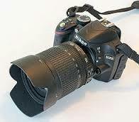 Camara fotografica professional nikon d5300 con lentes 18-55