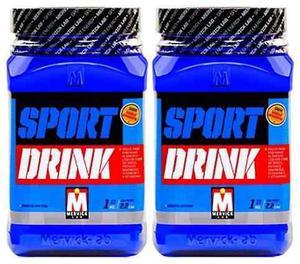 Sport drink 2 kg mervick recuperador bebida isotonica
