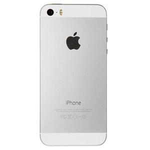 d4471663676 Carcasa iphone 5s blanca tapa trasera aluminio original