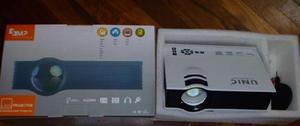 Proyector - home cinema proyector - unic uc40 - control remo