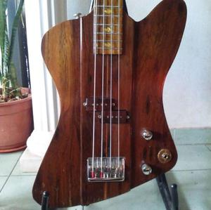 Bajo eléctrico explorer luthier 21tr excelente wsp 221 319