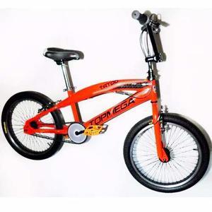 Bicicleta freestyle rodado 20 semi pro 48 rayos rotor gtia