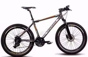 Bicicleta mountain mega rodado 26 neptune aluminio gtia