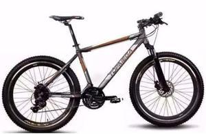 Bicicleta mountain neptune mega aluminio garantia