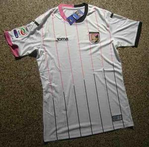Camiseta palermo italia titular y suplente 2015 2016