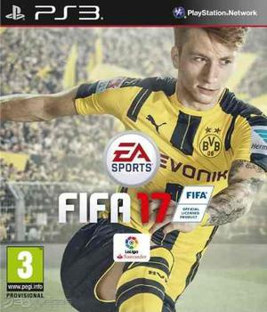 Fifa 17 ps3 playstation 3 relatos latino