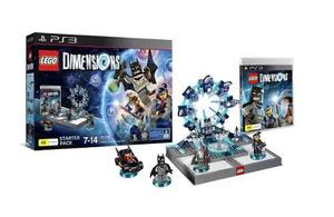 Lego - starter pack dimensions (ps3