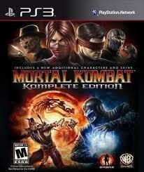 Mortal kombat komplete edition ps3 fisico/sellado