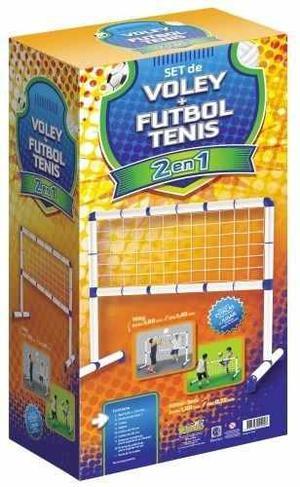 83d9ab2025e4b Set red futbol tenis volley 2 en 1 dimare - zona sur lomas