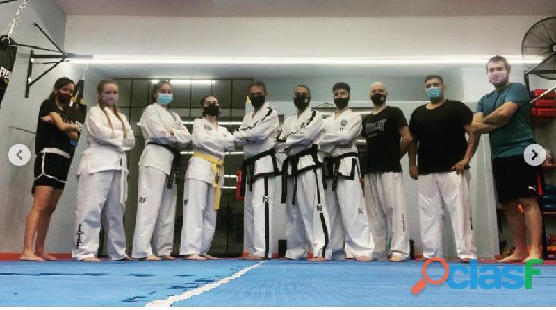Taekwondo i.t.f villa urquiza club social, cultural y deportivo villa modelo