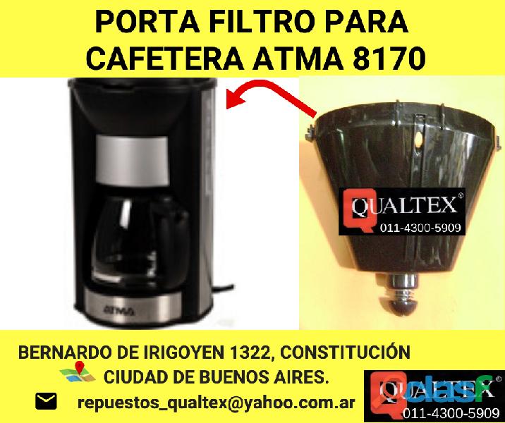 PORTA FILTROS PARA CAFETERAS