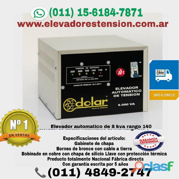Linea : elevadores de tensión automáticos marca dolar