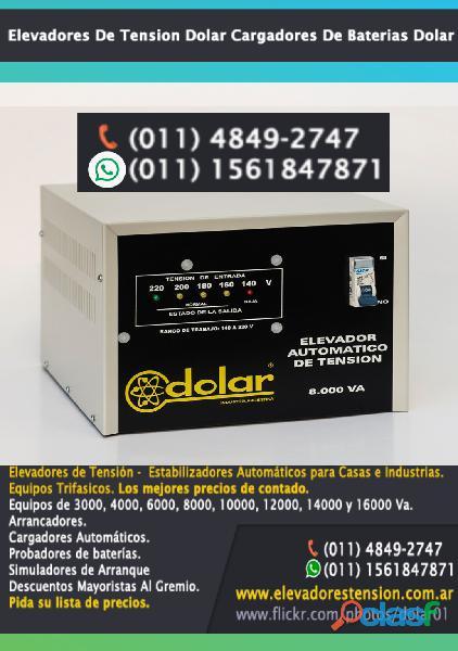 Linea : Elevadores de Tensión Automáticos Marca Dolar 4