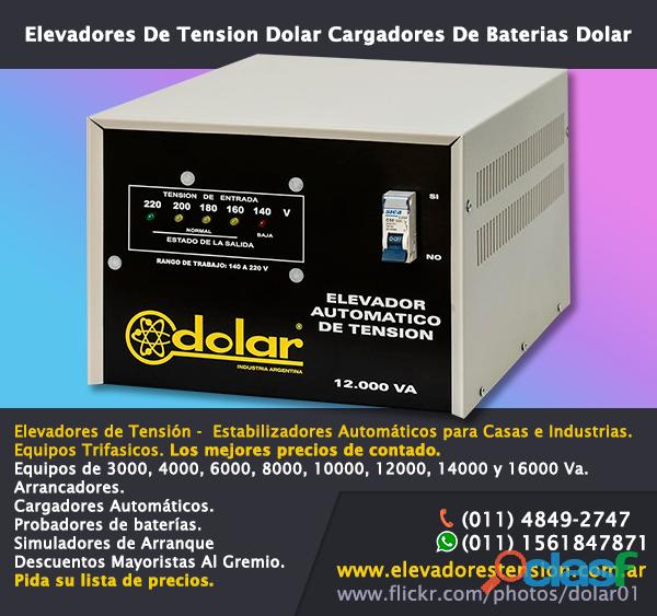 Linea : Elevadores de Tensión Automáticos Marca Dolar 5