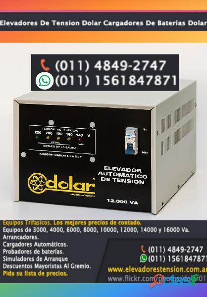 Linea : Elevadores de Tensión Automáticos Marca Dolar 6