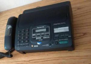 Fax panasonic telefono fijo contestador automatico
