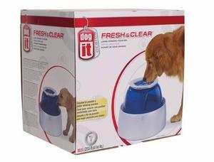 Bebedero automatico c/filtro perros dog it 10 lt *