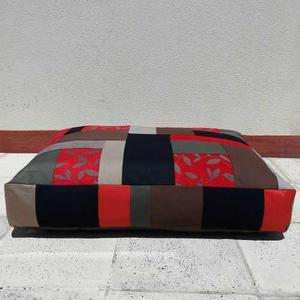 Colchon puff cama para perros grandes 120 x 85 x 20