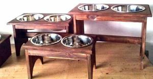 Comederos bebederos diseños exclusivos para perros y gatos