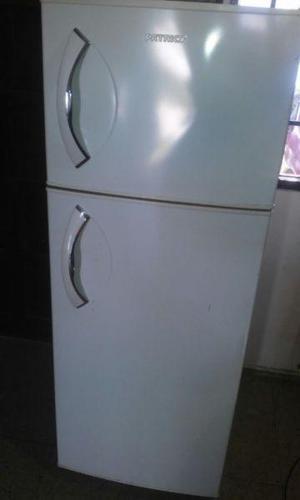 Heladera patrick con freezer