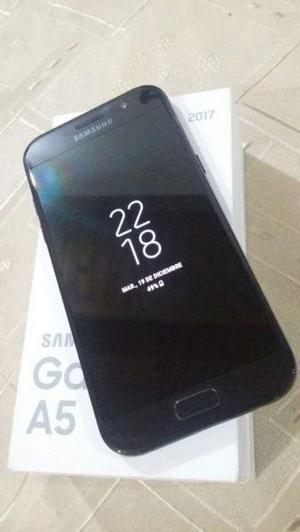 Samsung galaxy a5 2017 color negro nuevos libres!! el mejor