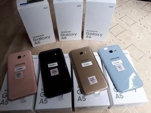 Samsung galaxy a5 2017 varios colores nuevos libres!! el