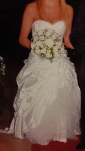 Vestido novia o quince bello