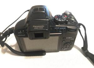Cámara panasonic lumix fz 60 - lente leica