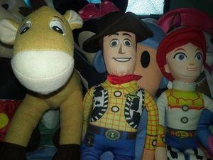 Kit de 3 toy story jessie.woody.y caballo 39bd9cbf1f0