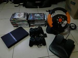 Play station2 como nueva