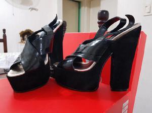 Vendo sandalias de cuero n 37