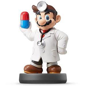 Dr. mario amiibo - importación de japón (super smash bros