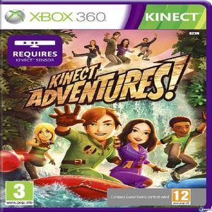 Juego Kinect Adventures Xbox 360 En Caballito Ofertas Diciembre