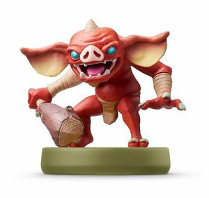 Nintendo amiibo zelda bokoblin switch wiiu n3ds