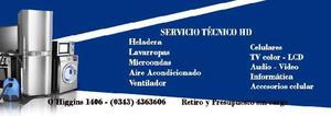 Servicio tecnico - 4363606 retiro y presupuesto sin cargo