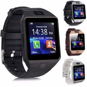 Smart watch dz09 reloj inteligente + batería extra de
