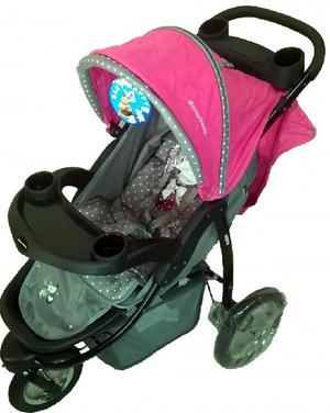 585214345 Coche de bebe de tres ruedas para niña en San Miguel De Tucumán ...