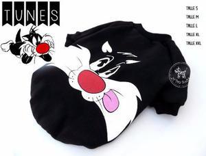 Abrigo buzo looney tunes ropa perro