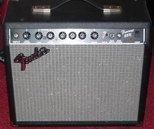 Amplificador fender frontman 25r totalmente nuevo 25w,