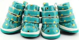 Botitas zapatos perros gats antideslizantes usa